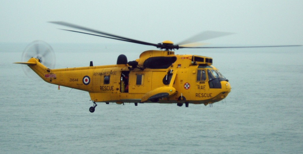 RAF_Rescue_Helicopter
